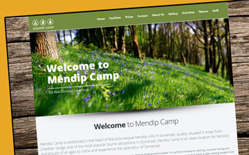 Mendip Camp - Featured